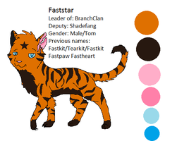 Faststar Referance Sheet by Hyperactive-Blue