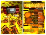 Explosive flyer design by ethan-