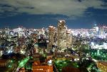 Tokyo - View From Tokyo Tower2 by kucingitem
