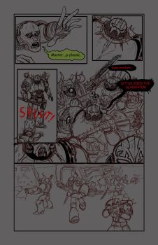 Comic Project P3 by Garlic-Demon