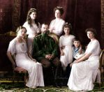 Imperial Family ~ colored photo by natsafan