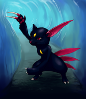 Sneasel by coldfire0007