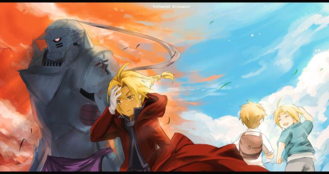 FMA- End of Innocence by meru-chan