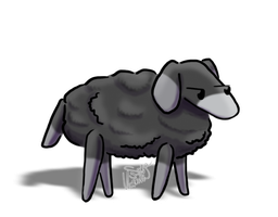 Black Sheep by DredaSM