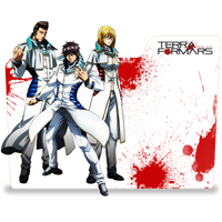 Terra Formars Icon Folder by TheKevinMevlana