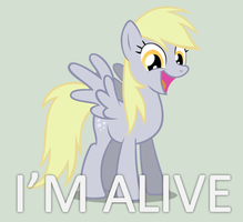 I'm Alive by bronybyexception