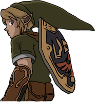 Legend of Link by TheHolodecoy