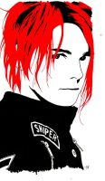 Danger Days Gerard Way by breadfairy