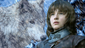 Winter Warg by welsharcher