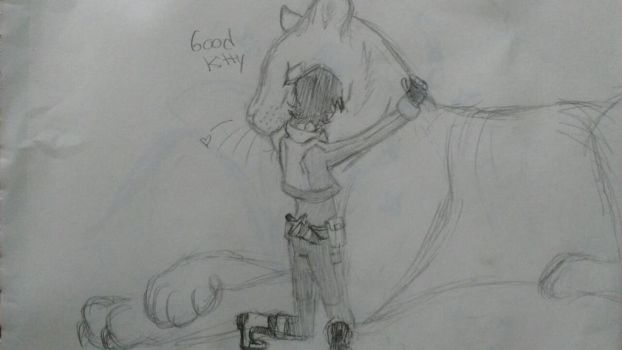 Keith and and Red Lion by MidnightFrost03