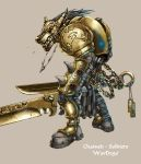 Fable Chained Soldier by OregonSamurai
