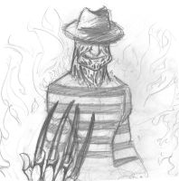 Fred Krueger:Put a Blade on it by DeviantBoss