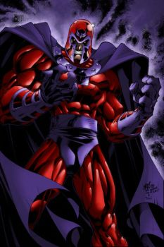 Magneto by ejslayer
