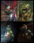 TMNT- Tell Me Who We Are by xSkyeCrystalx