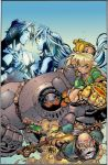 Battle Chasers in vetor by diegoeis