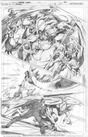 Timberwolf action by Cinar
