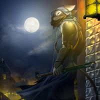Like A Thief In The Night by crMeyer