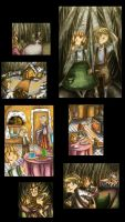 Hansel and Gretel by MaryAQuiteContrary