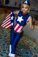 Captain America - Patriot by Cortana2552