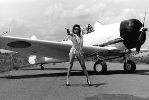 Hands Off the Plane by Londonglamourtog