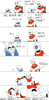 Undertale : Brother why by Jonana-senpai