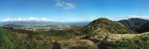 New Zealand Panoram by JTNorth