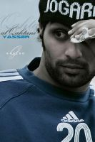 Yasser alQahtani by khaled-m