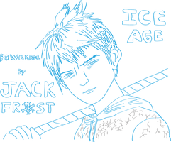 Jack Frost Ice Age by MetalJacksonFire