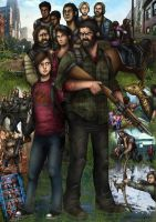 The Last of Us: Remastered by MatthewHogben