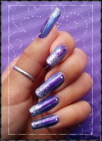 purple bands by Tartofraises