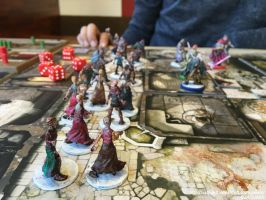 Zombicide - Black Plague by ZAQUARD