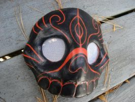 Killinger mask by missmonster