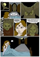 Ather and Earth Issue 1 Page 3 by Natnie