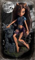 Clawdeen by Jeffach