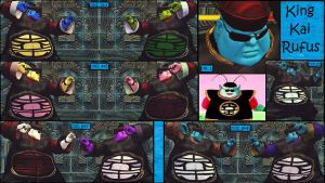 King Kai Shades Ultra 2015 updated by MaesterLee
