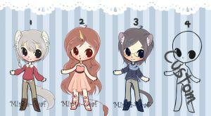 Adopt Giveaway 3 {CLOSED} by Minte-Leaf