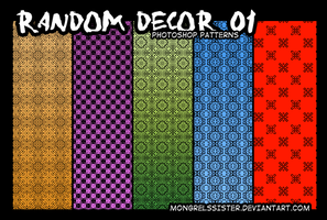 Random Decor 01 by mongrelmarie