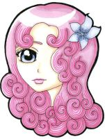 pink hair by darkmoon-13
