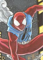 Classic Scarlet Spider SC by Elvatron