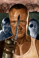 Merle Dixon by markdraws