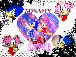 Sonamy love by Sonamy115