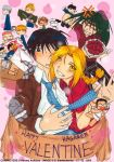 FMA- Happy Hagaren Valentine by Yiji