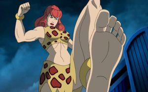 Giganta by CartoonGirlsFeet2