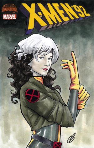 Ms. Rae's Rogue by BigChrisGallery