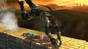 Snake's Super Glompage by SmashBros2008