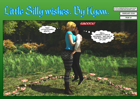 Little Silly Wishes. Page 61. by nyom87