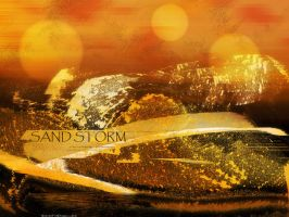 Sand Storm by Cpt1Jack
