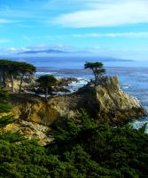 The Big Sur III by mhzdsgn