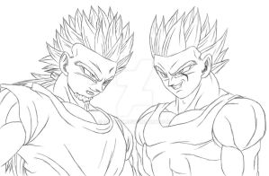 Brothers? by Gothax