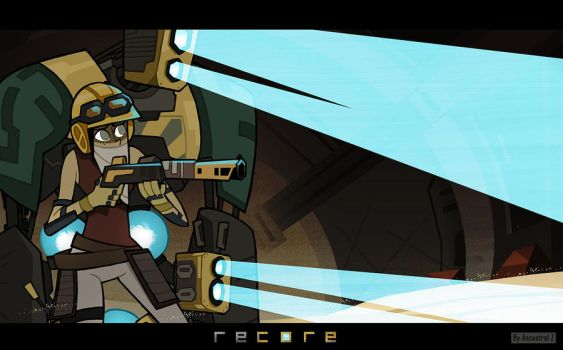 Recore Games by Ancestral-Z